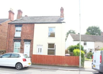Thumbnail 3 bed semi-detached house for sale in High Street, Hadley, Telford, Shropshire