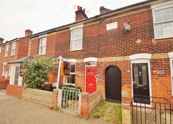 Thumbnail 3 bedroom terraced house for sale in Bergholt Road, Colchester