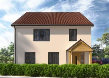 Thumbnail 4 bedroom detached house for sale in The Slad, Itchington Road, Grovesend