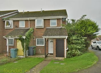 Thumbnail 3 bed end terrace house for sale in Gleneagles Close, Bexhill-On-Sea, East Sussex