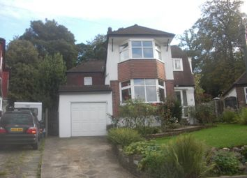 Thumbnail 4 bed detached house to rent in The Woodfields, Sanderstead, South Croydon
