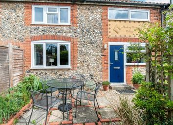 Thumbnail 2 bed terraced house for sale in Gazeley, Newmarket, Suffolk