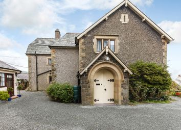 Thumbnail 8 bed detached house for sale in Portmadoc Road, Criccieth