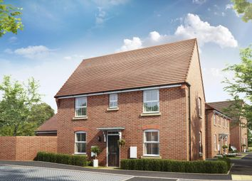 "Thumbnail 3 bed semi-detached house for sale in ""Hadley"" at Aspen Gardens, Hook"