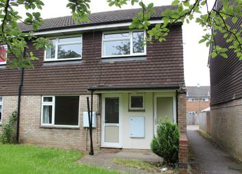 Thumbnail 4 bed end terrace house to rent in Alma Gardens, Deepcut, Camberley