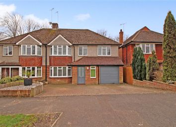 Thumbnail 3 bed semi-detached house for sale in Blount Avenue, East Grinstead