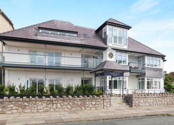 Thumbnail 2 bed flat for sale in Admiral House, West Parade, Llandudno