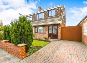 Thumbnail 3 bedroom semi-detached house for sale in Eastham Crescent, Clockface, St Helens, Merseyside