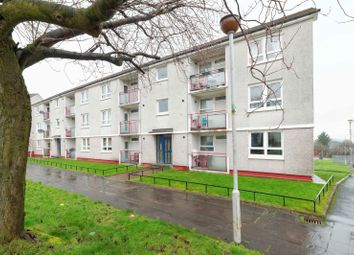 Thumbnail 2 bed flat for sale in Hopeman Avenue, Thornliebank, Glasgow