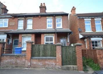 Thumbnail 2 bed end terrace house for sale in Holly Road, Aldershot, Hampshire