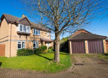 Thumbnail 4 bed detached house for sale in Hart Close, Uckfield