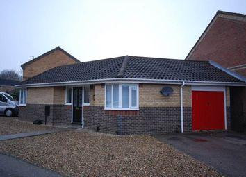 Thumbnail 1 bed semi-detached bungalow to rent in Association Way, Dussindale, Norwich