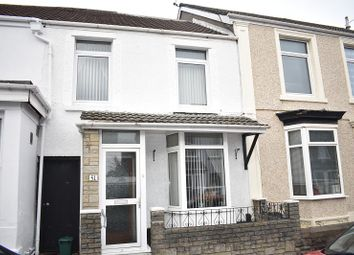 Thumbnail 2 bed terraced house for sale in Morfydd Street, Morriston, Swansea
