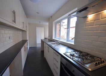 Thumbnail 3 bed terraced house to rent in Coral Street, Belgrave, Leicester