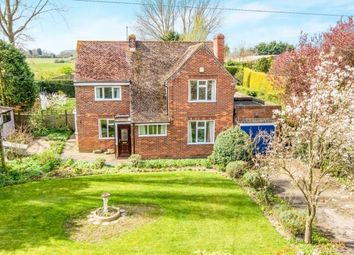 Thumbnail 3 bedroom detached house for sale in Roughton Road, Kirkby-On-Bain, Woodhall Spa