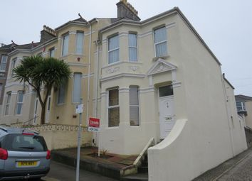 Thumbnail 1 bed flat for sale in Chaddlewood Avenue, St Judes, Plymouth
