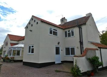 Thumbnail 3 bed cottage to rent in Easthorpe Lane, Muston, Nottingham