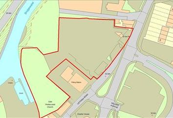 Thumbnail Commercial property for sale in Land At Victoria Road, Runcorn, Cheshire