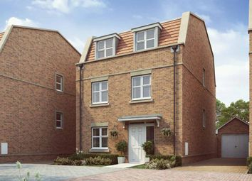 "Thumbnail 4 bed end terrace house for sale in ""The Gloster - Plot 16 "" at Aylsham Drive, Uxbridge"