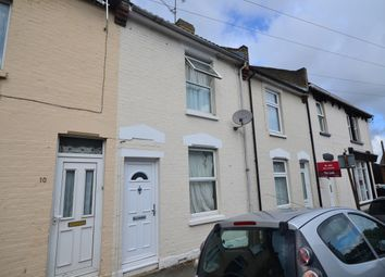 Thumbnail 2 bed terraced house to rent in Wickham Street, Rochester