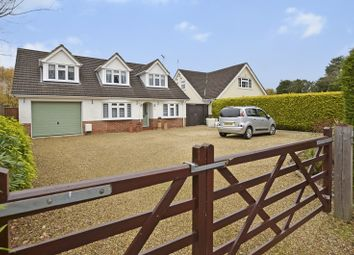 Thumbnail 4 bed detached house for sale in Glenwood Road, West Moors, Ferndown