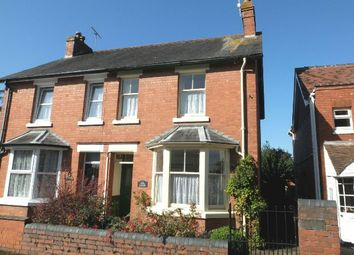 Thumbnail 2 bed semi-detached house for sale in Woodleigh Road, Ledbury