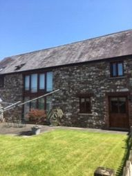 Thumbnail 3 bed barn conversion to rent in The Stone Barn, Govilon, Abergavenny