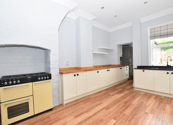 Thumbnail 3 bed town house to rent in Princes Road, Penkhull, Stoke On Trent