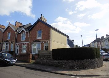 Thumbnail 2 bedroom end terrace house to rent in Windsor Road, Torquay