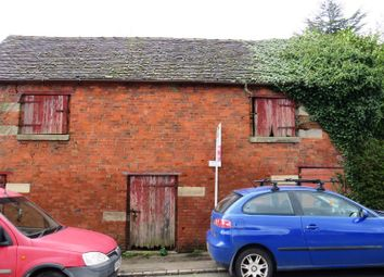 Thumbnail Barn conversion for sale in Barn, Corner Of High Street, And Vicarage Drive, Stramshall, Uttoxeter