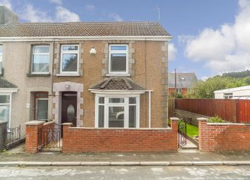 Thumbnail 3 bed semi-detached house for sale in Meadow Street, Aberkenfig, Bridgend.
