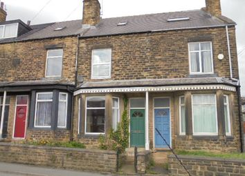 Thumbnail 4 bedroom terraced house to rent in Hough Side Road, Pudsey