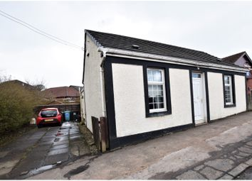 Thumbnail 1 bed detached house for sale in Main Street, Shotts