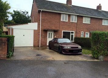 Thumbnail 2 bed semi-detached house to rent in Thornpark Rise, Exeter