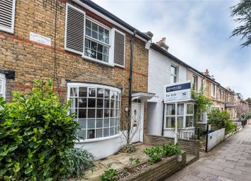 Thumbnail 3 bed terraced house for sale in Derby Road, East Sheen