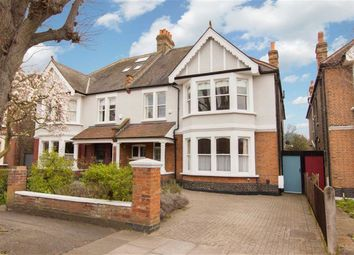 Thumbnail 5 bed semi-detached house to rent in Perryn Road, London