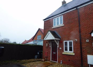 Thumbnail 2 bed terraced house to rent in Uptons Garden, Whitminster, Gloucester