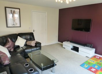 Thumbnail 4 bed end terrace house for sale in Heron Road, Costessey, Norwich