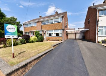 Thumbnail 3 bed semi-detached house for sale in Alastair Drive, Yeovil