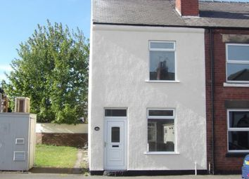 Thumbnail 3 bed end terrace house for sale in Chatsworth Road, Chesterfield, Derbyshire