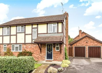 Thumbnail 4 bed detached house for sale in Freelands Drive, Church Crookham, Fleet