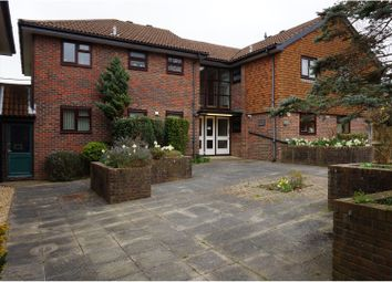 Thumbnail 1 bed flat for sale in Forge Way, Burgess Hill