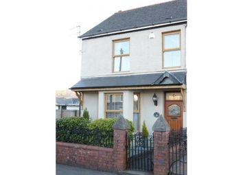 Thumbnail 3 bed semi-detached house for sale in Crawshay Street, Aberdare