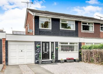 Thumbnail 3 bedroom semi-detached house for sale in Shanklin Place, Cramlington