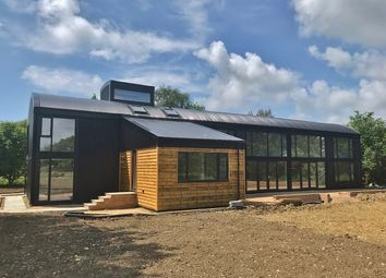 Thumbnail 7 bed barn conversion for sale in Rattlesden, Bury St Edmunds, Suffolk