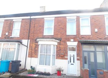 3 bed terraced house for sale in Walter's Terrace, Newland Avenue, Kingston Upon Hull HU5