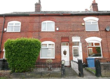 Thumbnail 2 bedroom terraced house for sale in Lansdowne Road, Eccles, Manchester