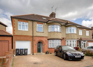 Thumbnail 5 bed property to rent in Riversfield Road, Enfield Town