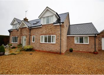 Thumbnail 4 bed detached house for sale in Moorend Road, Yardley Gobion, Towcester