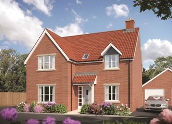 Thumbnail 4 bed detached house for sale in Wotton Road, Charfield, Bristol